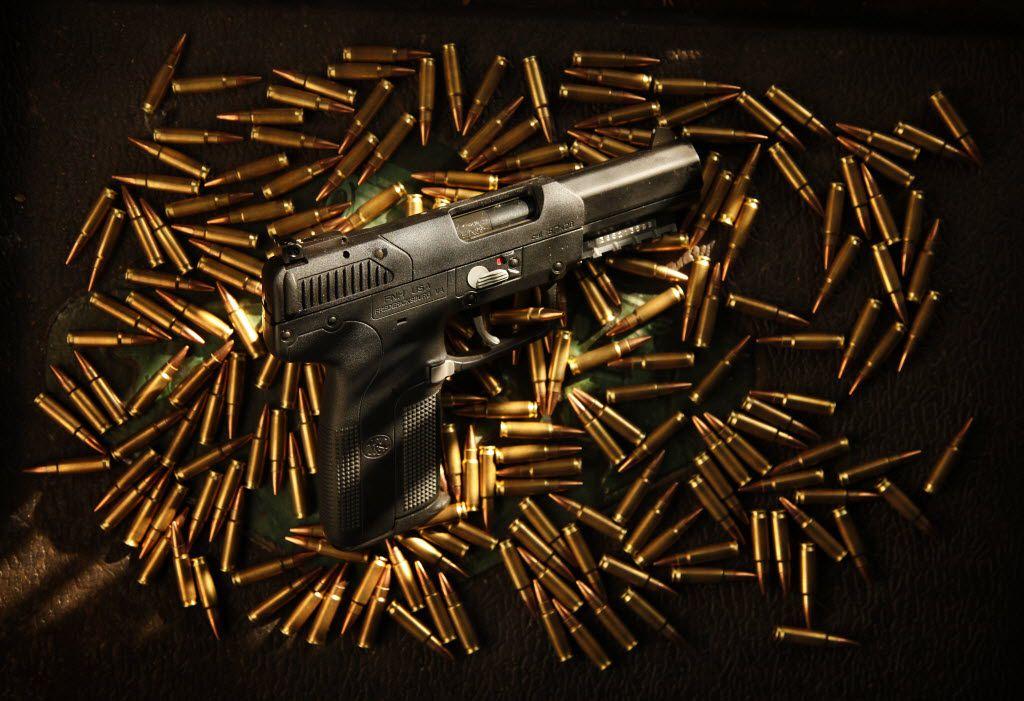 Concentra Texas flujo de armas ilícitas con destino a México.