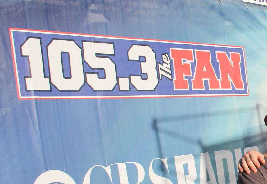 105.3 The Fan at the 3rd Annual Mudbug Bash at Main Street Garden on March 28, 2015.