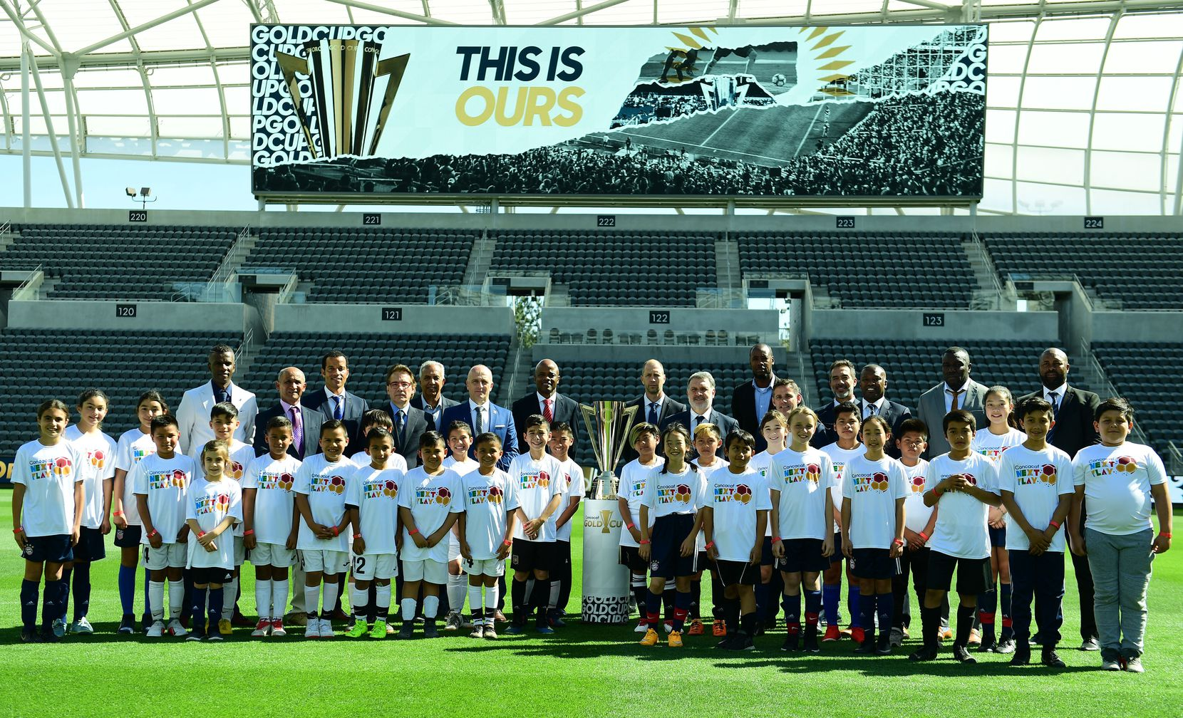 The 2019 Gold Cup Schedule Announcement Ceremony too place April 10th, 2019, at Banc of California Stadium in Los Angeles