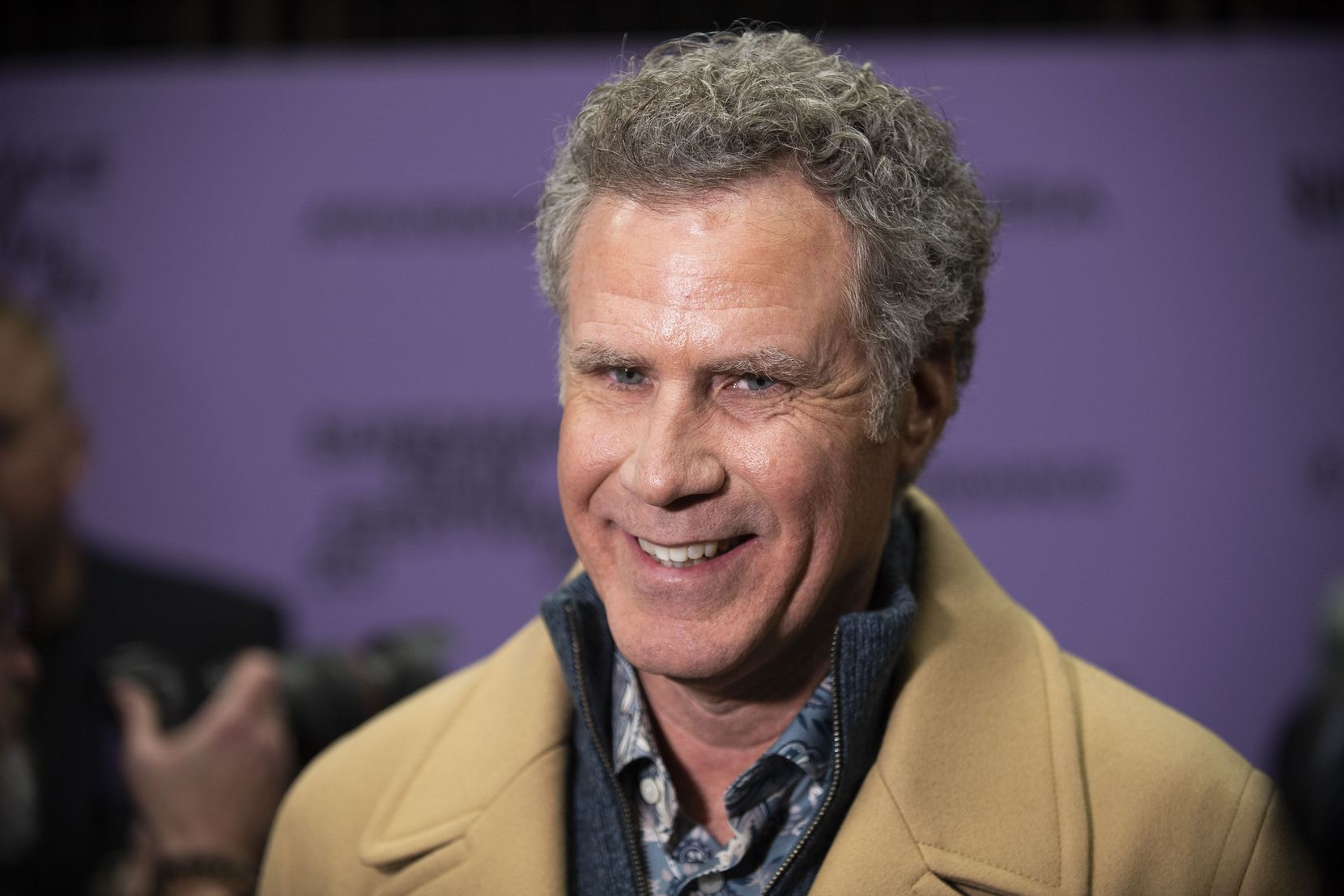 "Actor Will Ferrell attends the premiere of ""Downhill"" at the Eccles Theatre during the 2020 Sundance Film Festival on Sunday, Jan. 26, 2020, in Park City, Utah."