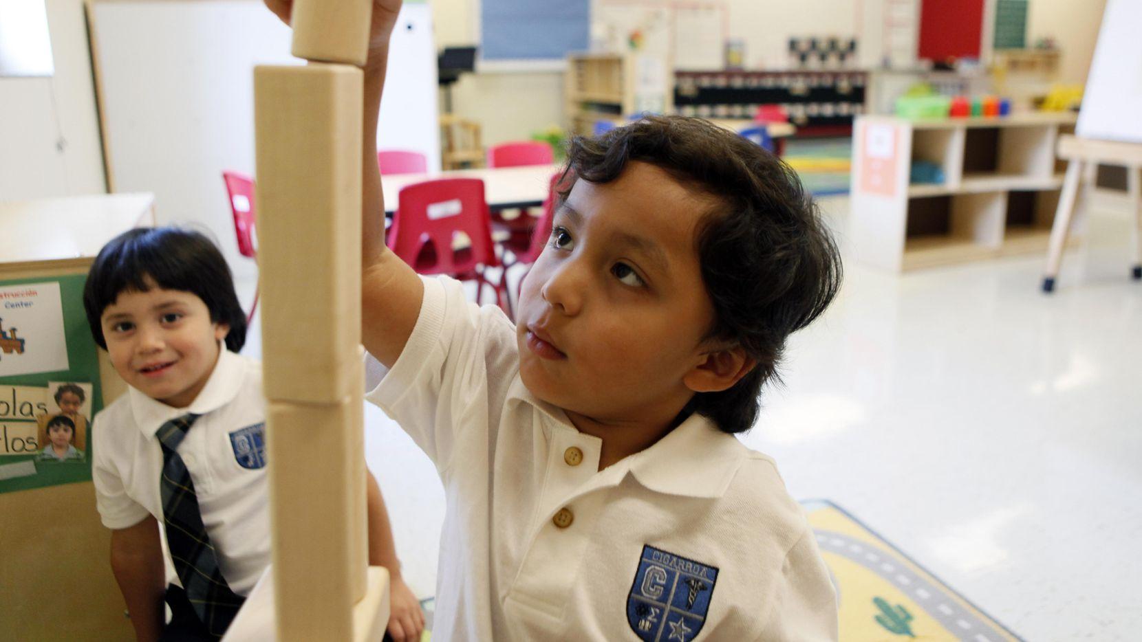 El distrito quiere aumentar la inscripción con los niños de 3 años. (ESPECIAL PARA AL DÍA/BEN TORRES)