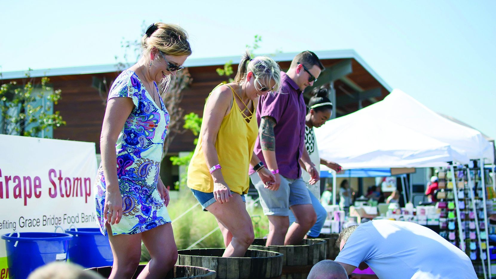 The 6th annual Windsong Ranch Wine & Music Festival will be held from noon to 4 p.m. on Oct. 12. The public is invited to attend this free event.