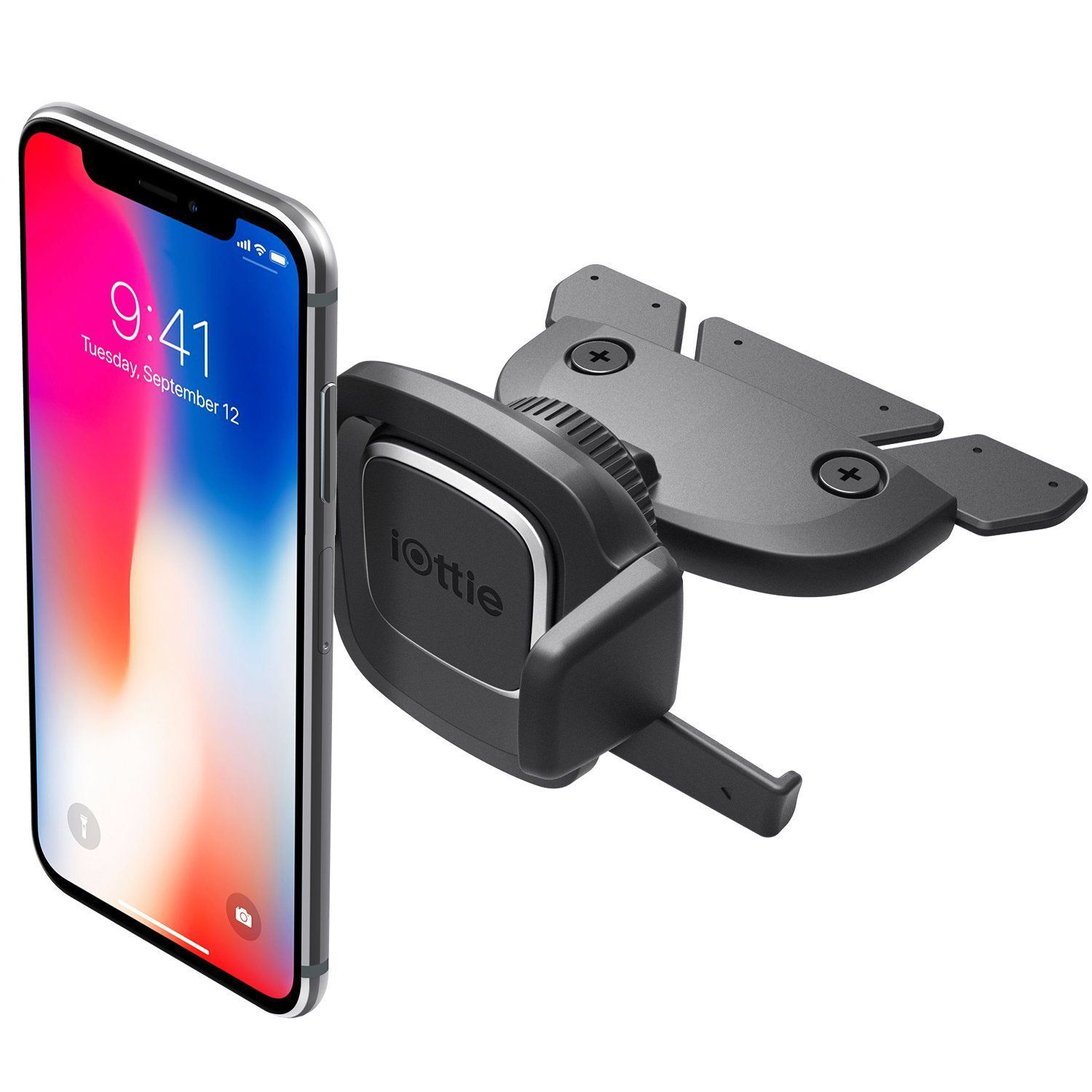 iOttie's Easy One Touch 4 CD Slot Car Mount