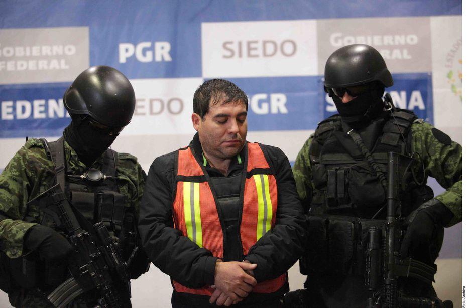 """Felipe Cabrera Sarabia, también conocido como """"El Señor de la Sierra"""", será procesado por la Corte Federal del Distrito Norte de Illinois por los delitos de asociación delictuosa y contra la salud, entre otros."""