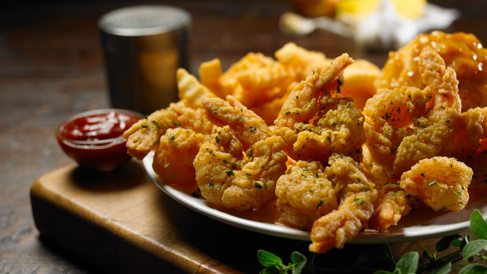 Church's Chicken is debuting a new garlic-shrimp platter during Lent in North Texas in 2019. Catholics will find it easy to eat meat-free on Fridays here.