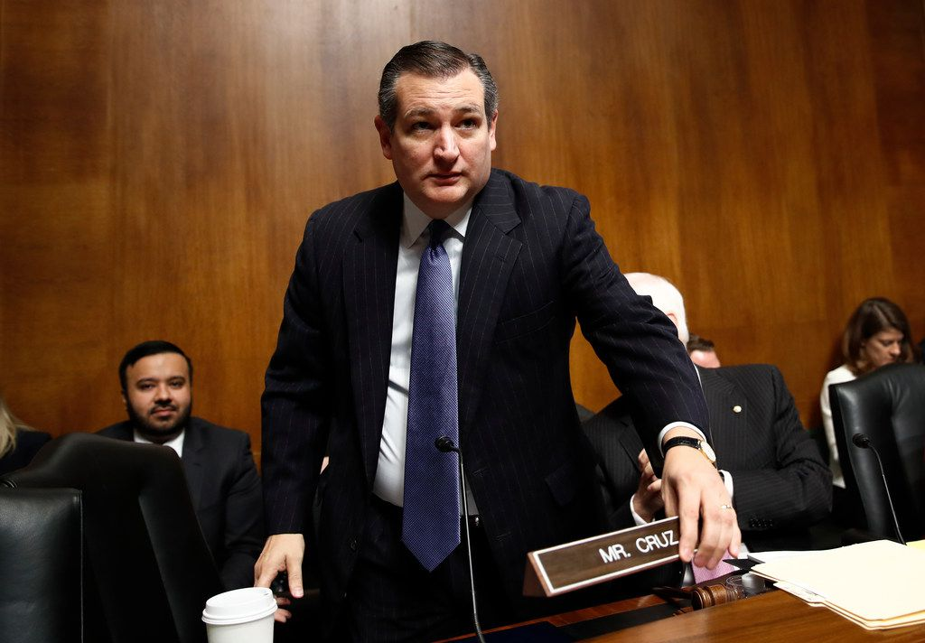 """Texas Sen. Ted Cruz has said granting Dreamers a path to citizenship would be a """"serious mistake."""""""
