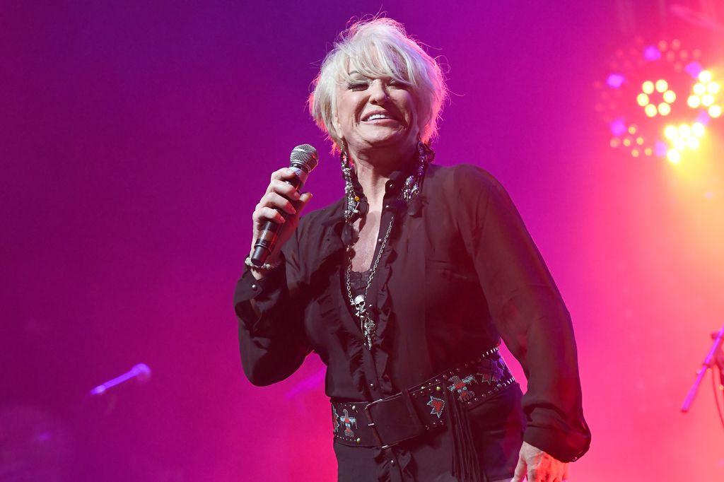 Tanya Tucker performs onstage at Wildhorse Saloon on June 7, 2018 in Nashville, Tenn.