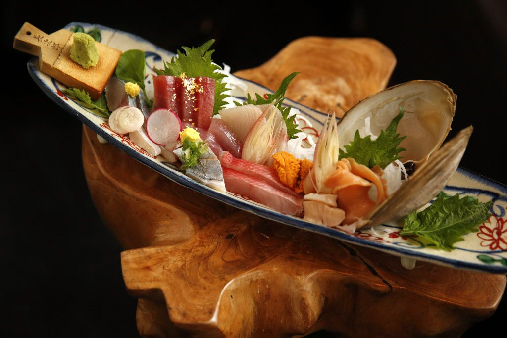 No round-up of the The Best in DFW Japanese Restaurants would be complete without Tei-An, Teiichi Sakurai's brilliant restaurant in One Arts Plaza. Sakurai founded no fewer than four of the restaurants on this list.