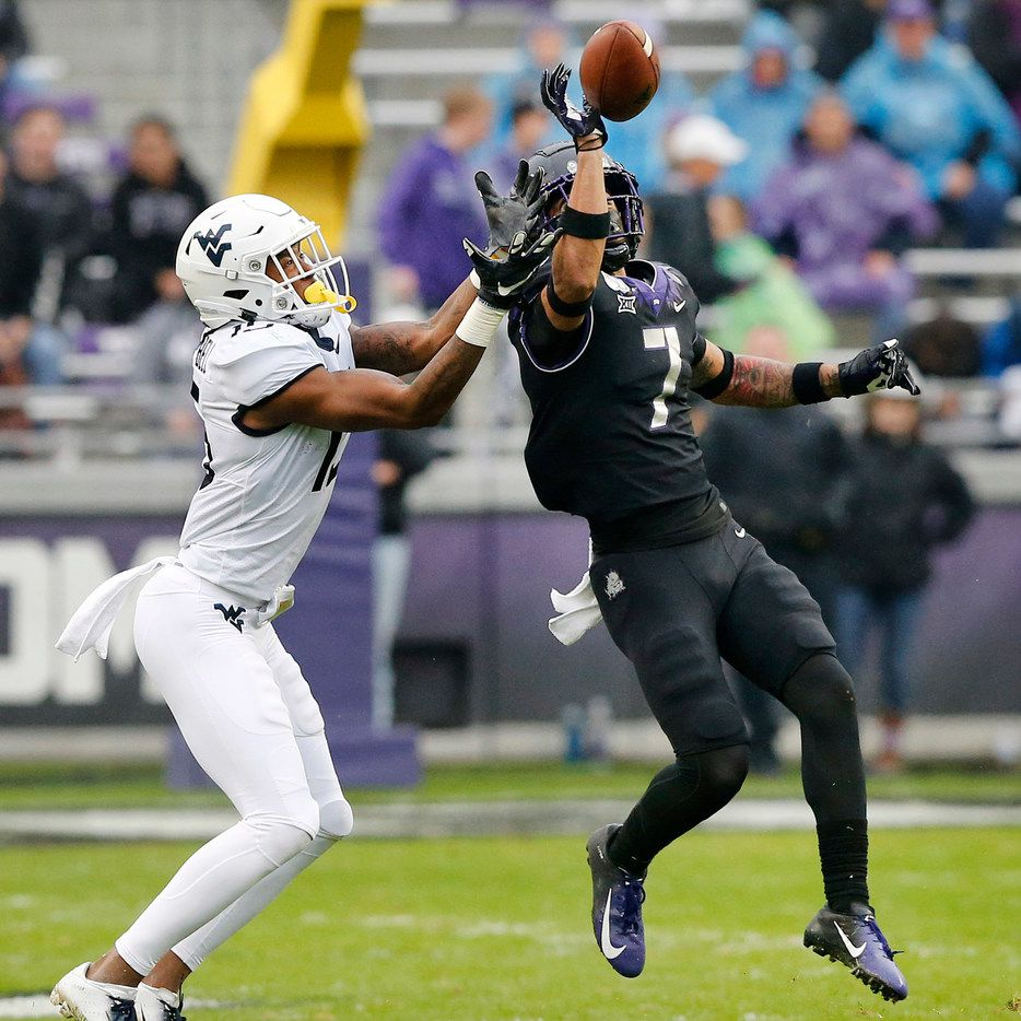 Trevon Moehrig turned in an exceptional season for the Horned Frogs in 2019, and he's back for more this year. (Tom Fox/The Dallas Morning News)