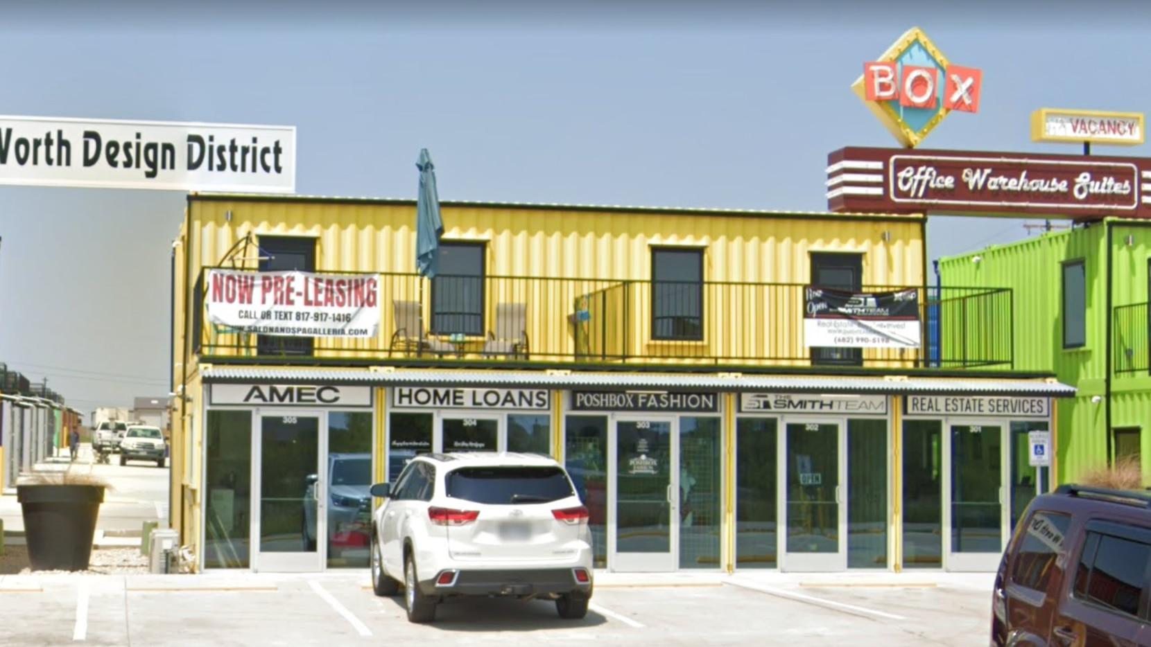 La joven asesinada trabajaba en el Fort Worth Design District.