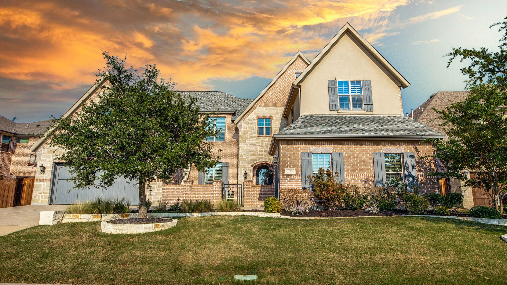 The five-bedroom home at 6162 Pitchfork Ranch Drive in Frisco's Phillips Creek Ranch is priced at $995,000. It will be held open from 1 to 3 p.m. on Sept. 12.