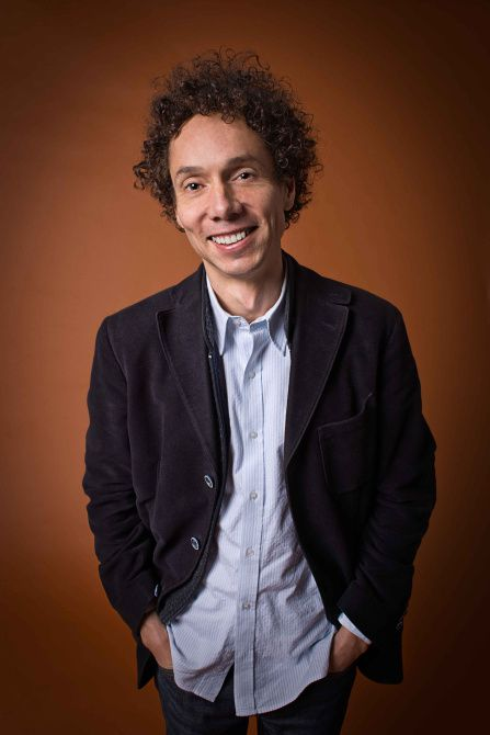 "Malcolm Gladwell, author of ""Talking to Strangers."""