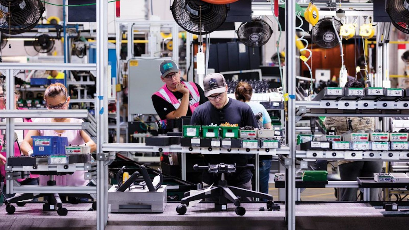 Toyota Production System Support Center is a division within Toyota that exists to share the car maker's renowned manufacturing know-how across North America.