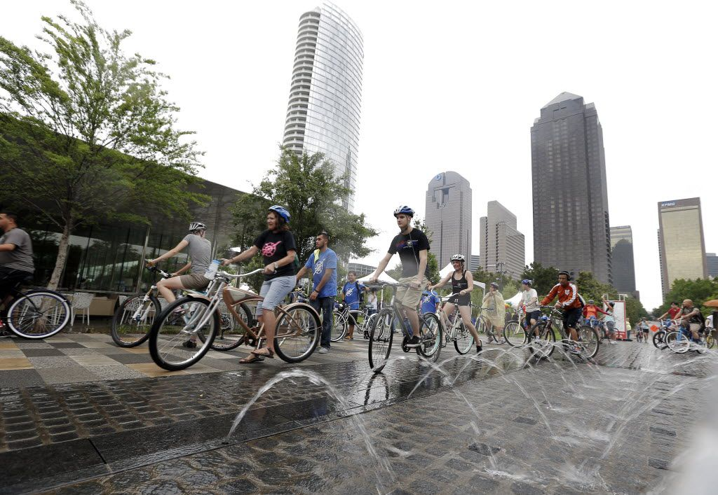 You have plenty of options for social rides in Dallas.