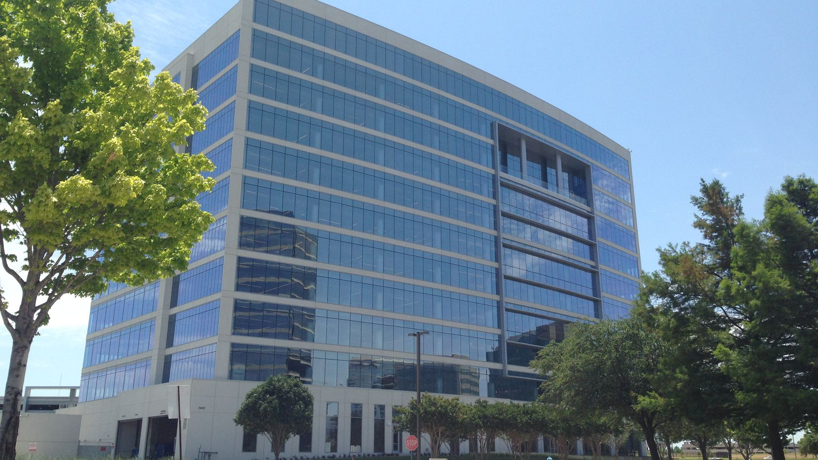 Union Investment Real Estate has purchased the new Granite Park VII high-rise.