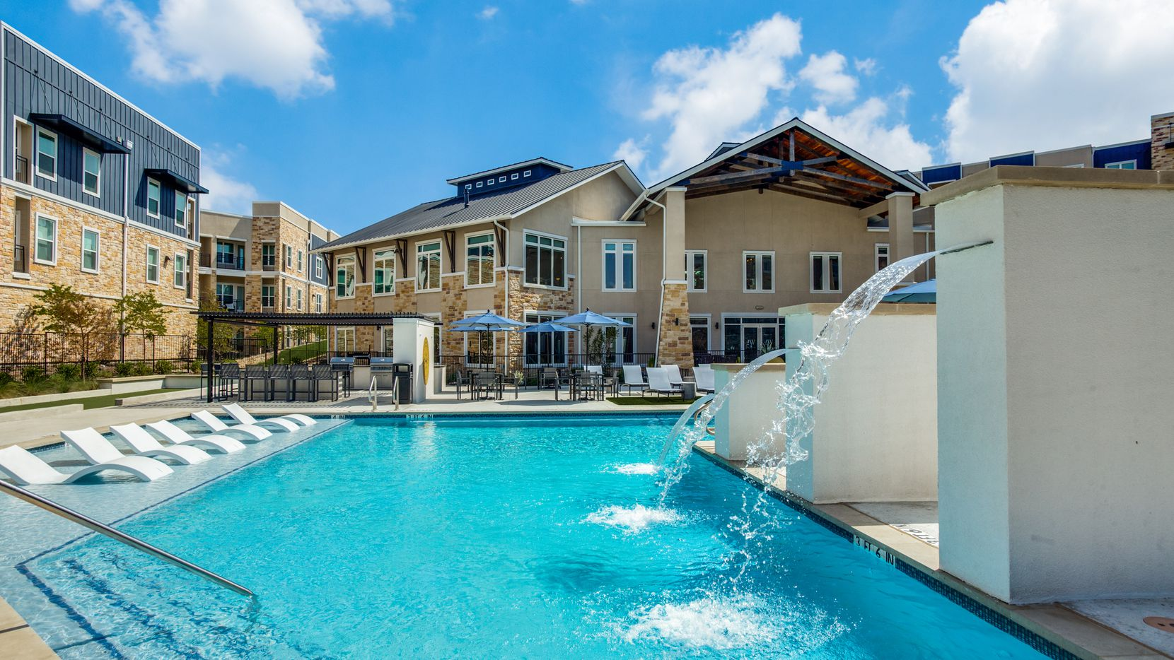 Lone Star Funds acquired the Jefferson Woodland apartments on Garland Avenue.