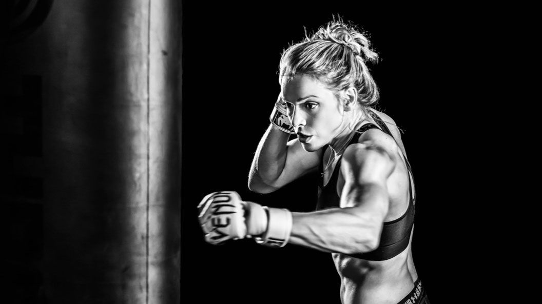 Hailey Cowan, mixed martial arts fighter.