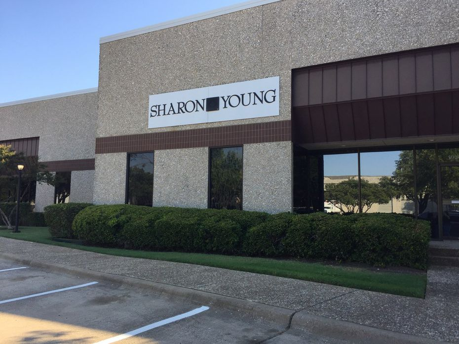 Dallas-based Sharon Young sells women's apparel to independent boutiques nationwide and makes private label apparel for larger retail chains such as Dillard's, Soft Surroundings and Coldwater Creek.