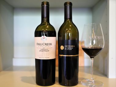 Fall Creek Vineyards 2017 Tempranillo and ExTerra Tempranillo