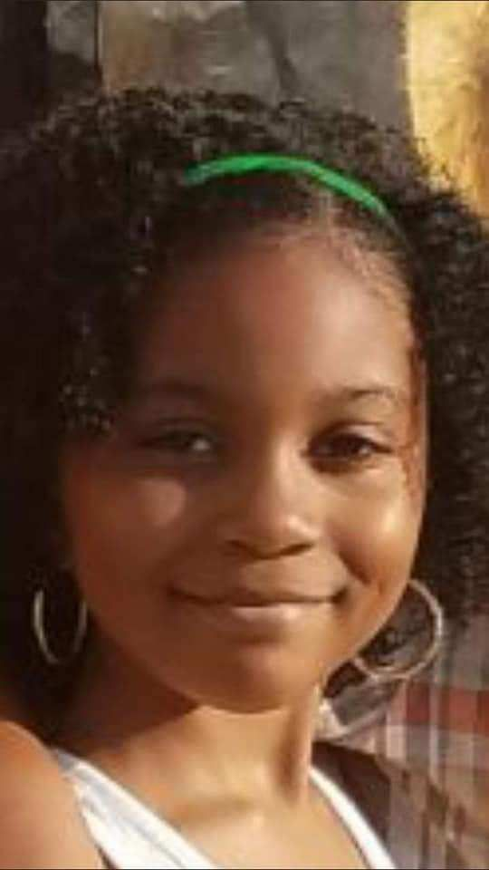 Miloni Metoyer, 9, was allegedly killed by her mother in an apparent murder-suicide Monday morning.
