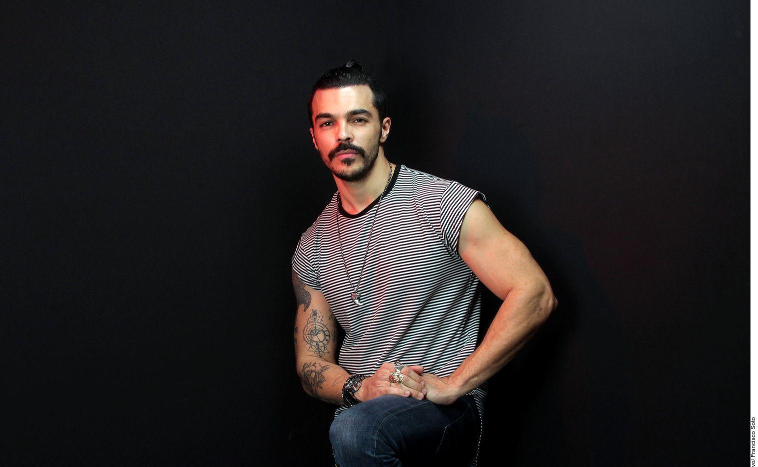 A Shalim Ortiz (foto) no le queda más que apoyar y esperar que Demian Bichir encuentre paz tras la perdida de su esposa Stefanie Sherk. (AGENCIA REFORMA)