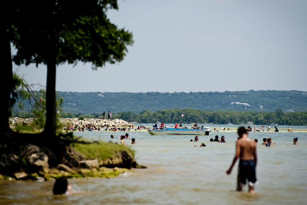 Four people have drowned this year at Joe Pool Lake in Grand Prairie. Public safety officials are urging swimmers to wear life jackets.