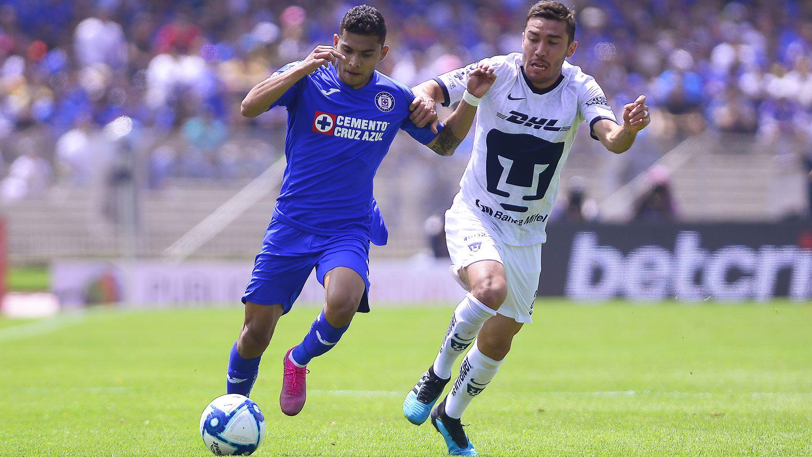 El partido Pumas contra Cruz Azul será uno de los que abran la actividad de la Copa por México de la Liga MX.