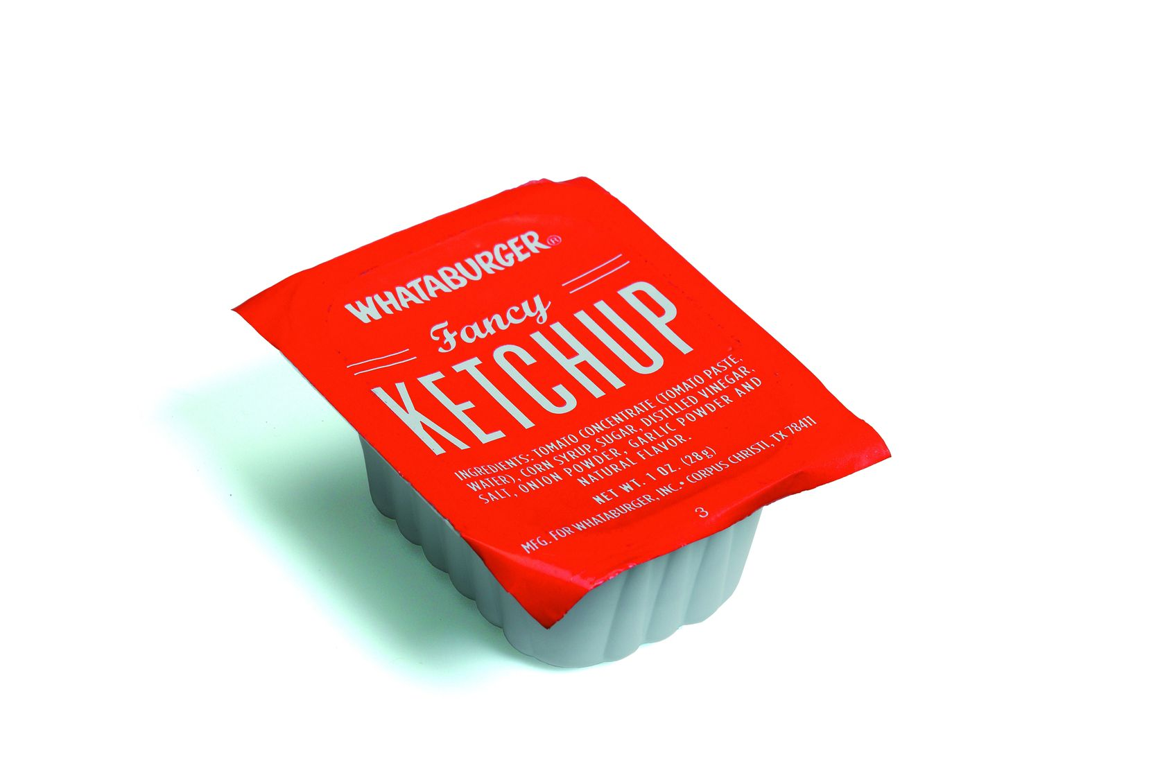 We know ingredients to Whataburger's fancy ketchup, but not the exact recipe.