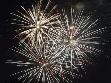 The summer festival and fireworks show in Allen marks one of North Texas' earliest Fourth of July celebrations.