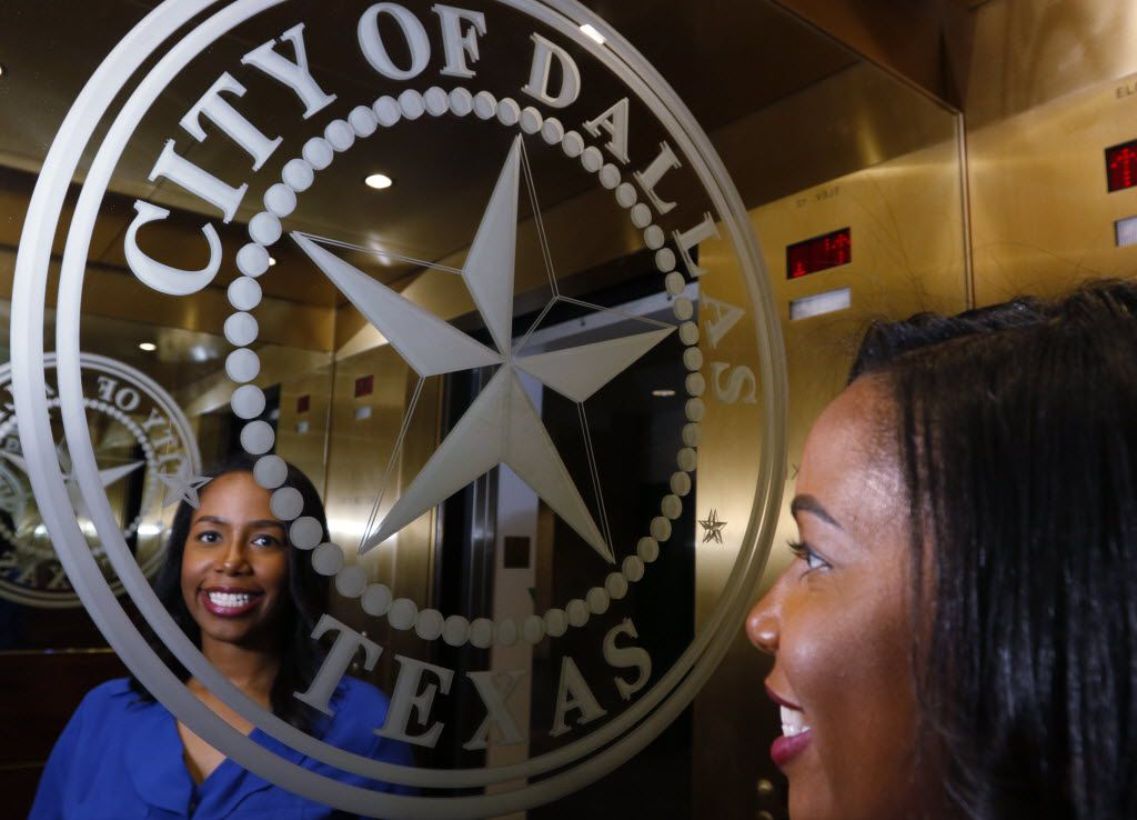 Dallas council member Tiffinni Young has five challengers in her bid for re-election.  (File Photo/Ron Baselice)