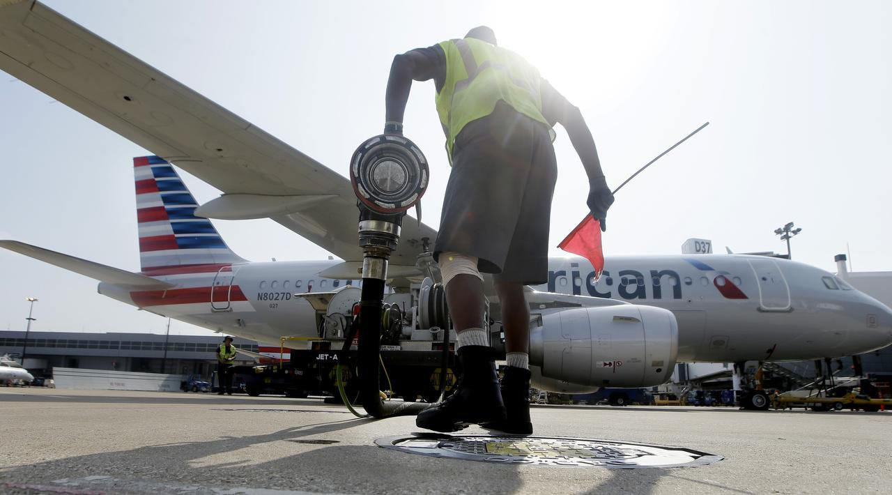 For airlines, the new stimulus package provides payroll support through Sept. 30.