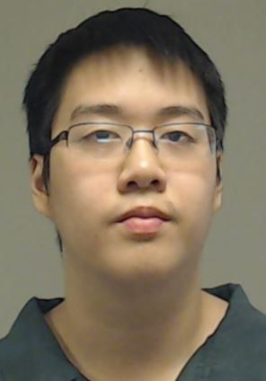 Brandon Tran is being held in the Collin County Jail.