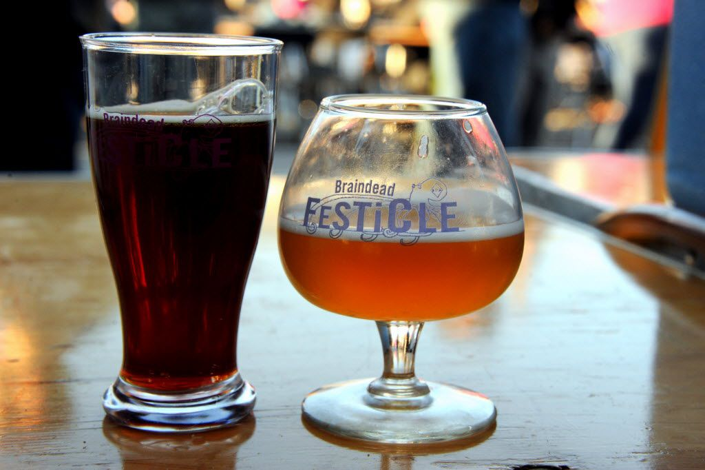 BrainDead  Brewing hosts its fifth annual Festicle festival this weekend, promising big, bold and boozy beers.