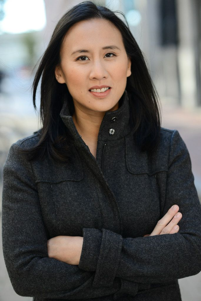 Celeste Ng, author of Little Fires Everywhere.