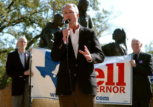 Though he hasn't made an official announcement, Chris Bell said he's definitely running for Senate in 2020. He served one term in Congress from 2003-05.  In 2006, he ran for governor but lost to incumbent Rick Perry.