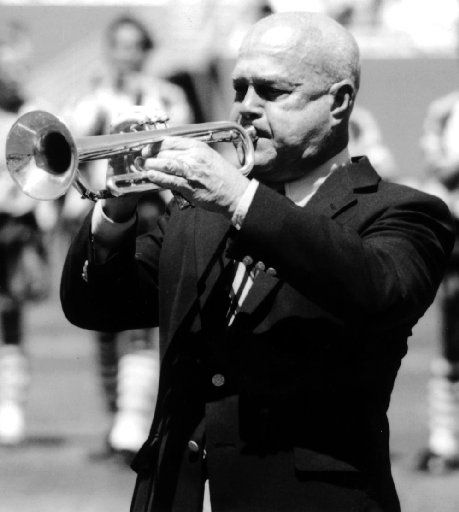 Tommy Loy played a trumpet solo of the national anthem before every Dallas Cowboys home game from 1966 until 1988.