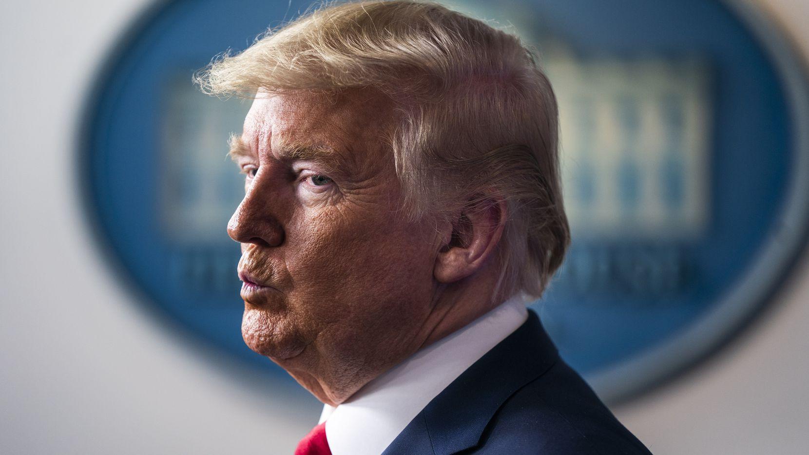 Donald Trump estará en Dallas para recaudar fondos. También estará en un panel para hablar de temas raciales y policía.