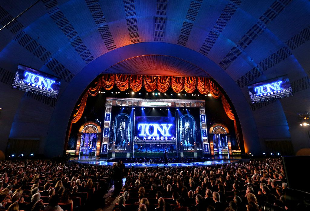 The 71st annual Tony Awards on Sunday, June 11, 2017, in New York.