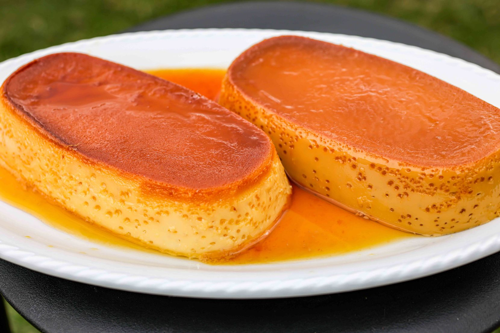 Caramel Flan by The Pandesal Place in Allen