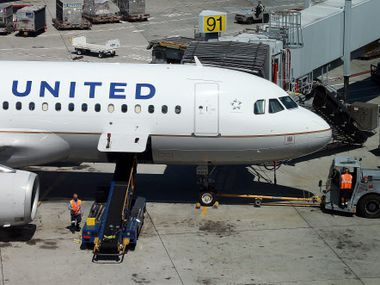 """""""The truth is that COVID-19 has changed United Airlines forever,"""" CEO Scott Kirby said in the statement."""