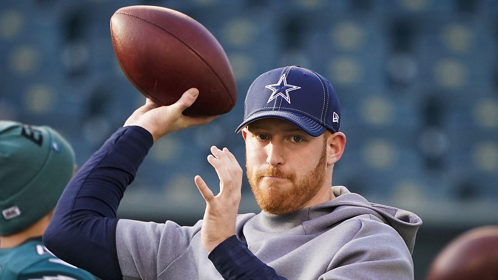 Cooper Rush es una de las opciones en el mercado de agentes libres que los Dallas Cowboys tienen para reforzar su posición de mariscal de campo. Rush ya estuvo con el equipo de Dallas de 2017 a 2019.