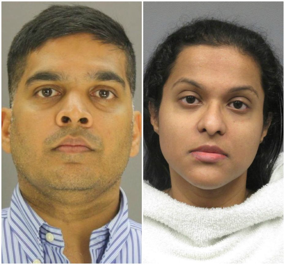 Wesley and Sini Mathews both face charges in the death of their adopted daughter.