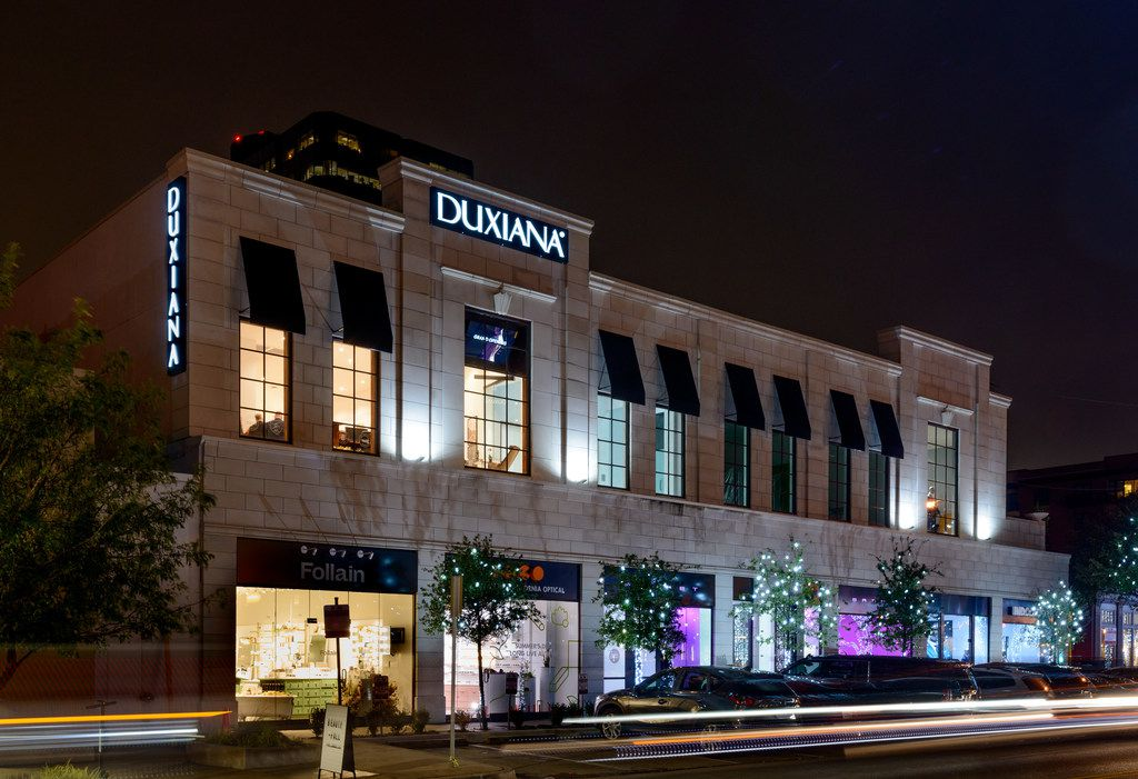 The opening of the Duxiana store in Knox-Henderson marks the Swedish company's first corporate store in Dallas. Duxiana