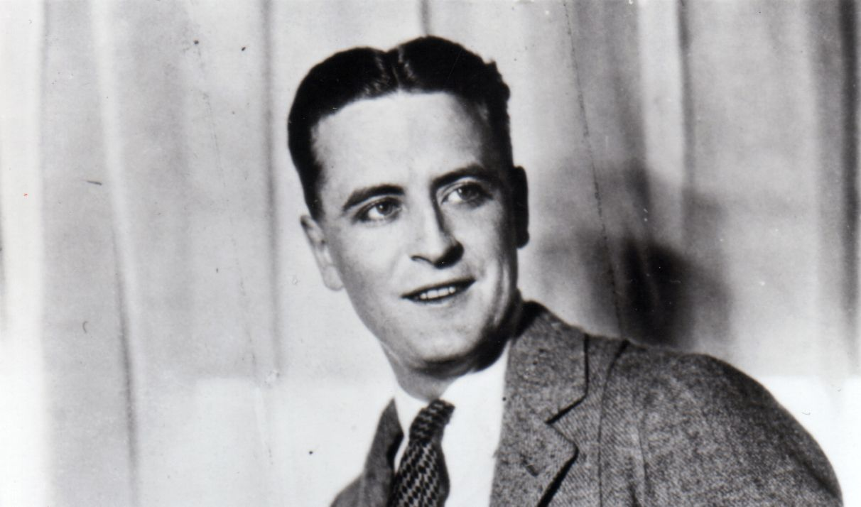 ORG XMIT: *S0425569999* American writer F. Scott Fitzgerald is seen in this undated file photo.