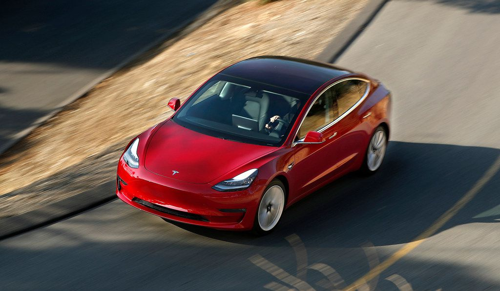 The nation's most popular electric car, the Tesla Model 3, isn't eligible for the $2,500 cash-back deal the that state is offering.