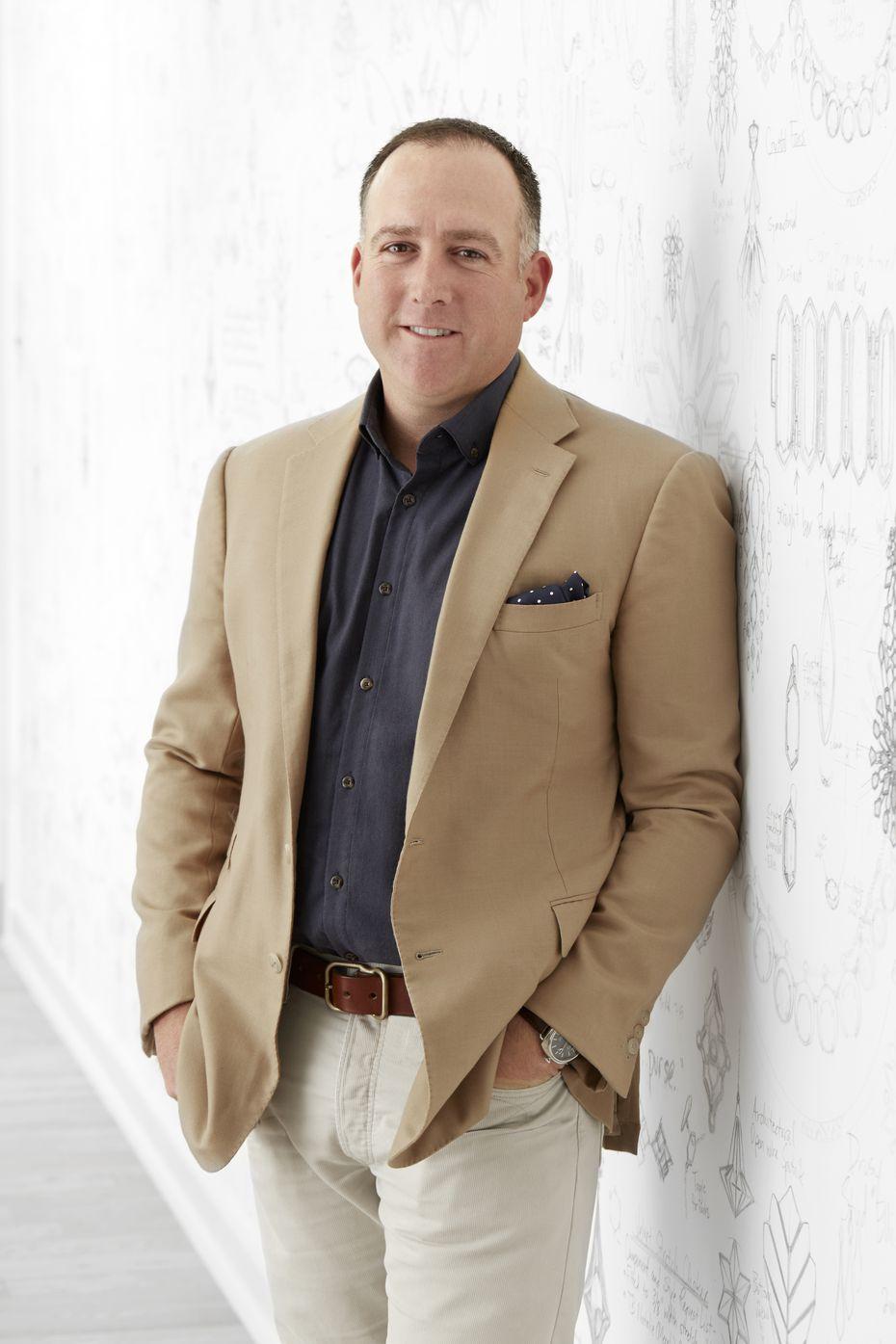 Tom Nolan is CEO of Austin-based Kendra Scott.