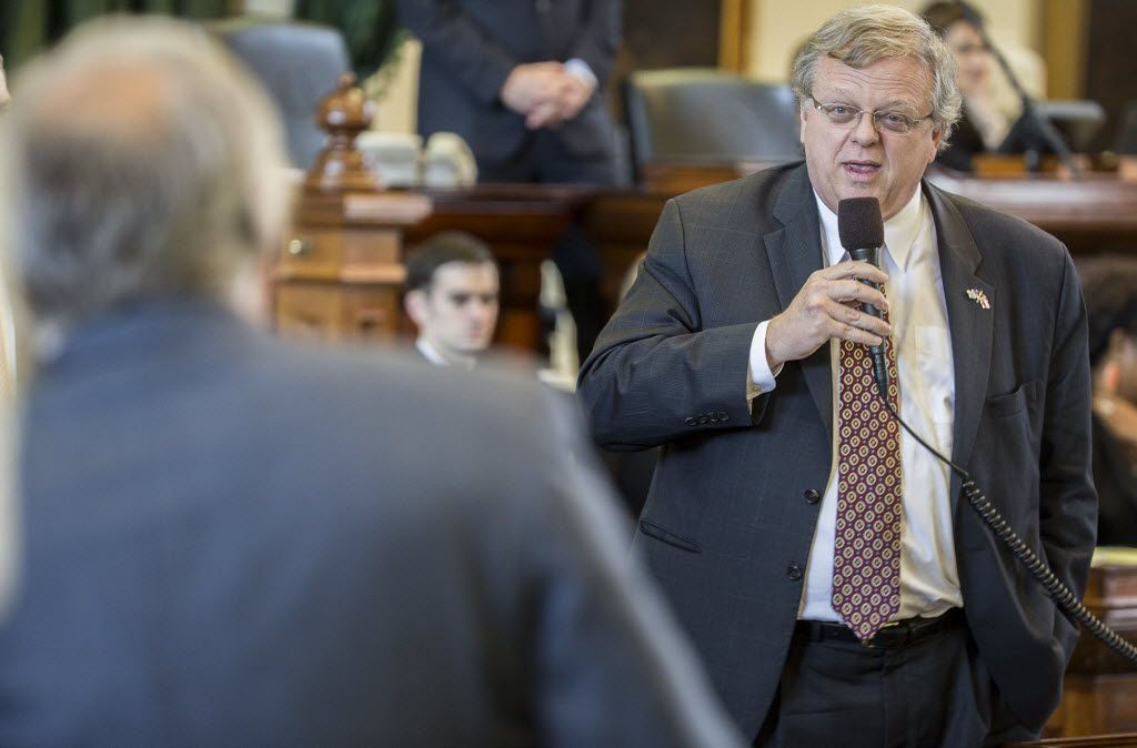 Sen. Paul Bettencourt has put his neck on the line by sponsoring a bill that attempts to change the tax-and-spend culture of city and county governments across Texas. (Ricardo B. Brazziell/Austin American-Statesman)