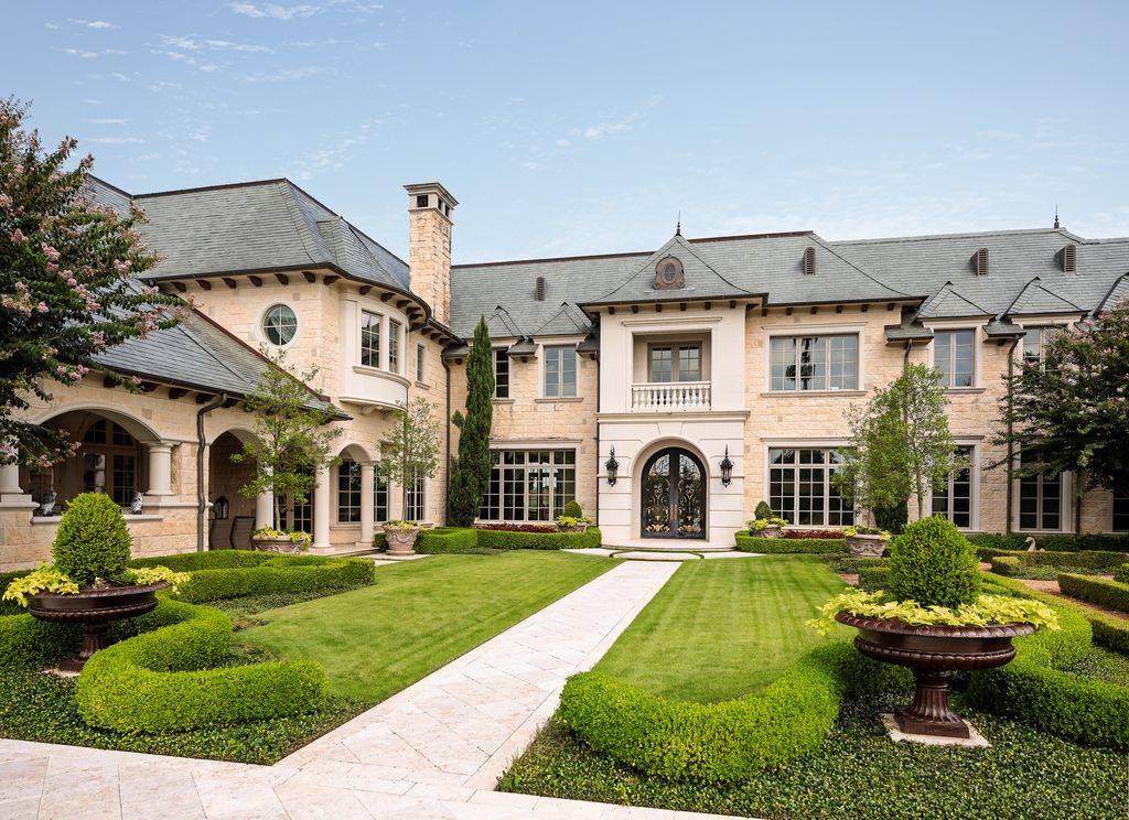 A look at the property on 1201 Gray Branch Road in McKinney.