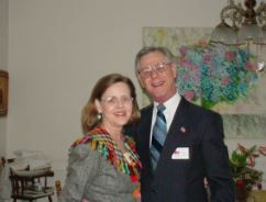 Charlotte and Bud Cawyer lost almost $300,000 to scammers pretending to be from the Social Security Administration.