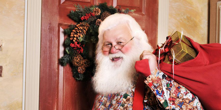 """Fairview Town Center announced Tuesday that the beloved mall Santa widely known simply as """"The Big Guy"""" died following a """"medical emergency."""""""